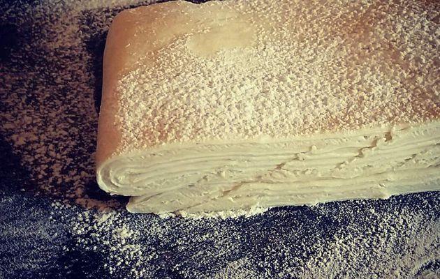 pâte a viennoiserie: