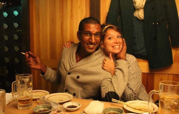 Rognons de veau en brasserie ou tsukemono à l'Izakaya???