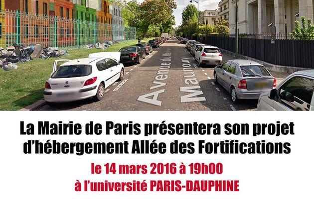 Venez protester AUJOURD'HUI à 19h à l'Université Paris-Dauphine