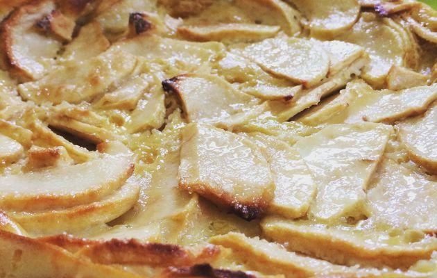 Le gâteau breton aux pommes