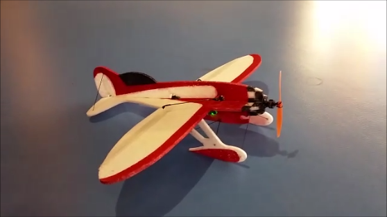 VIDEO: GEEBEE RACER EIM