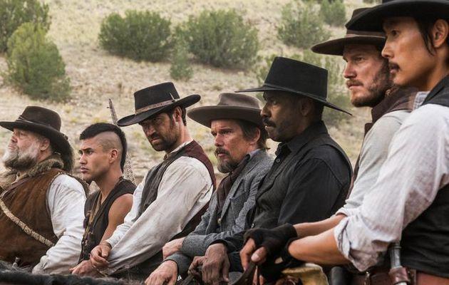 Anecdote sur Les 7 mercenaires