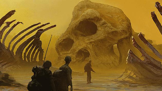 Making-of : Kong - Skull island