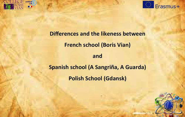 MM Differences between schools