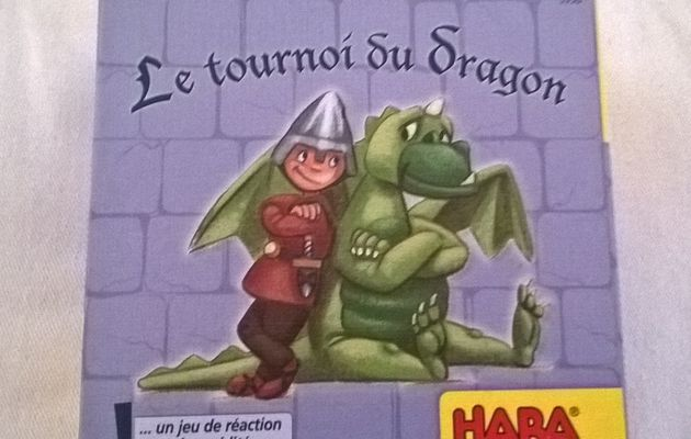 le tournoi du dragon, Haba