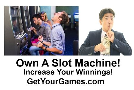 How To Win Playing Slot Machines!