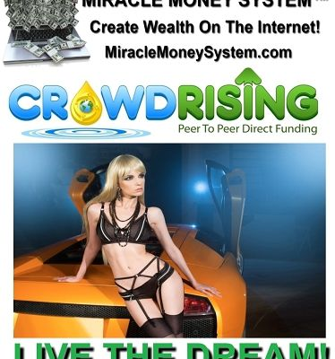 CROWD RISING Is Similar To Money Gifting But Better!