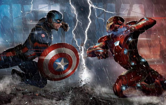 "Critique ""Captain America - Civil War"" de Joe et Anthony Russo (ou le problème du tout public)"