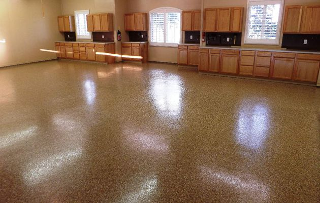 Protect a Property Investment with Epoxy Floor Coating