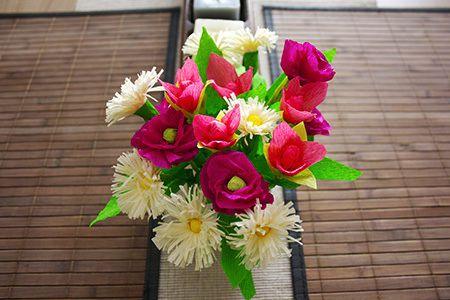 De l'origine des fleurs