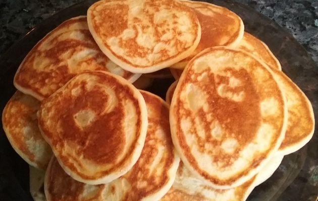 Pancakes 100% sans gluten