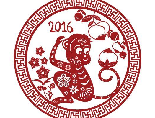 2016, l'année du Singe (laineux) !
