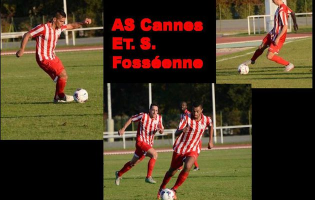 As Cannes- Et. S. Fos