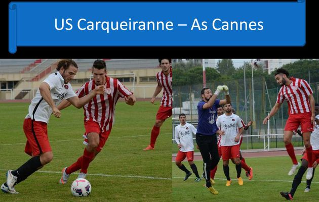 Us Carqueiranne - As Cannes