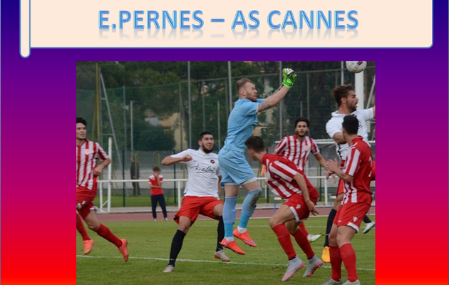 E. PERNES - AS CANNES
