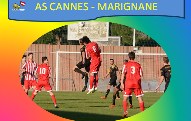 As CANNES - MARIGNANE