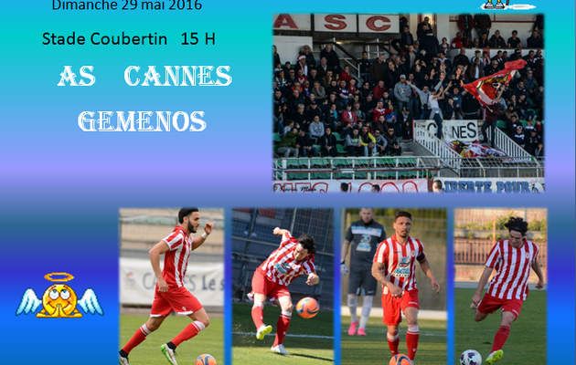 As Cannes - Gémenos