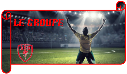 Coupe de France : Le groupe