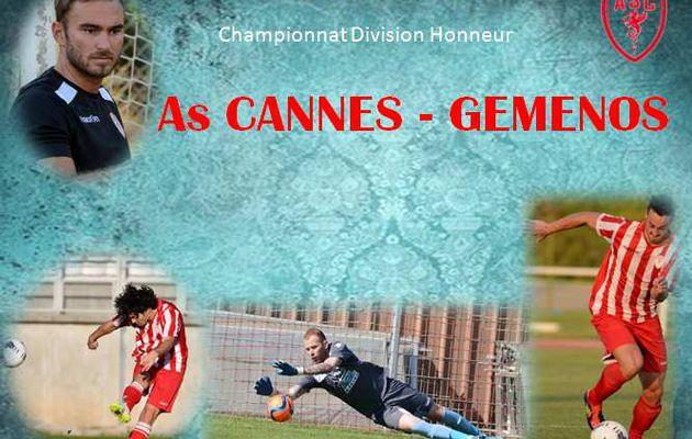 Championnat DH : As Cannes - Gémenos