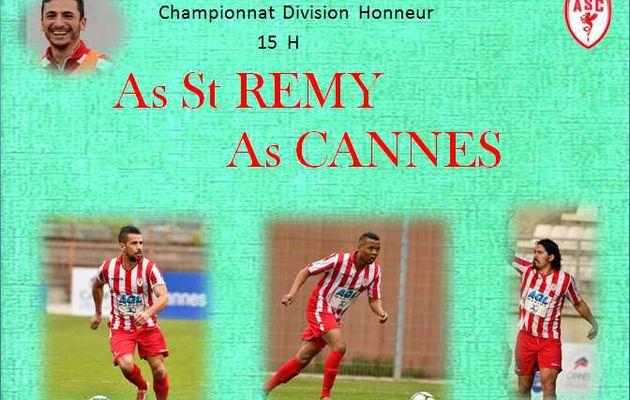 Championnat: St Rémy - As Cannes