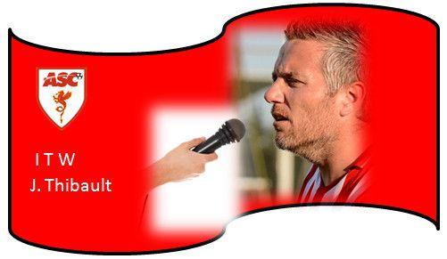 Entretien avec Jérome Thibault,coach de la PH B