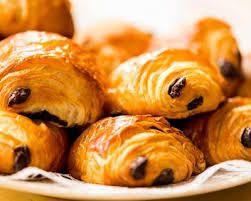 Petits pains au chocolat 0,80 €/pièce