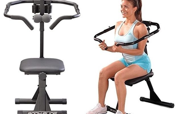Bid farewell to Back Pain And also Neck Pain! Get The Body-Aline Exercise Machine!