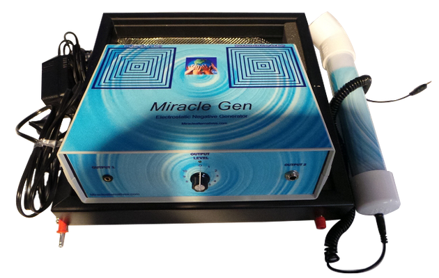 Miracle Gen Machine! New Holistic Health Machines Alleviates Nearly Any Health Condition!