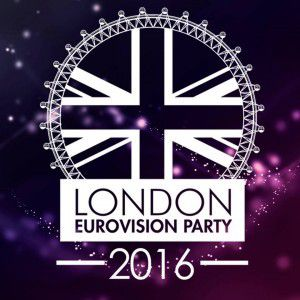 Ce soir: London Eurovision Party 2016!