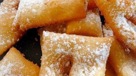 Recette frappes Corse (beignets)