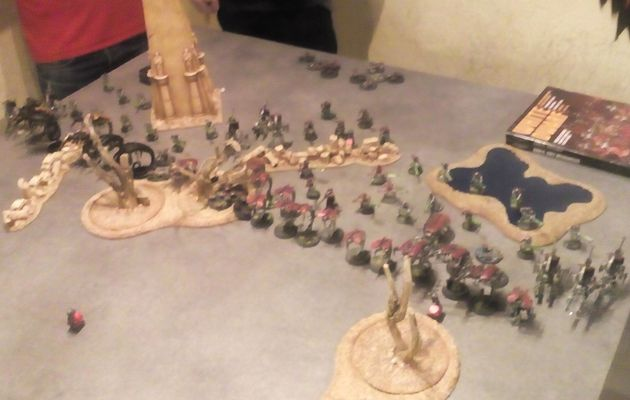 Debrief Waaagh! Tournament 3/3