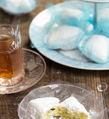 Boussou la tmessou gâteau sec