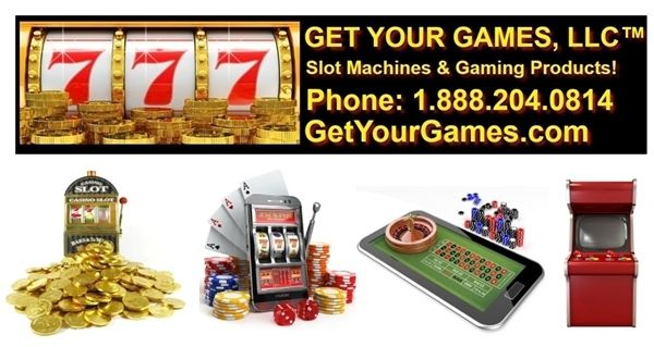 You Too Can Currently Own Your Personal Casino Slot Machine!