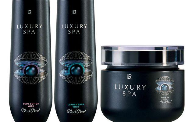 luxury Spa black pearls-LR team frankhair-