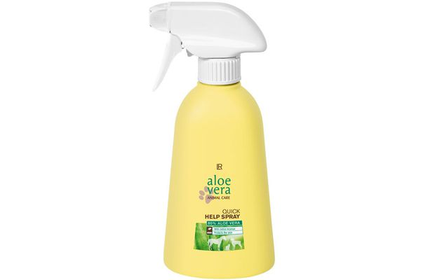 Aloe Vera spray per l'aiuto immediato-LR team frankhair-
