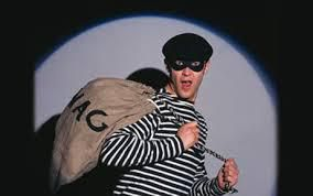 Keep In Mind Burglars Don't Look Like This