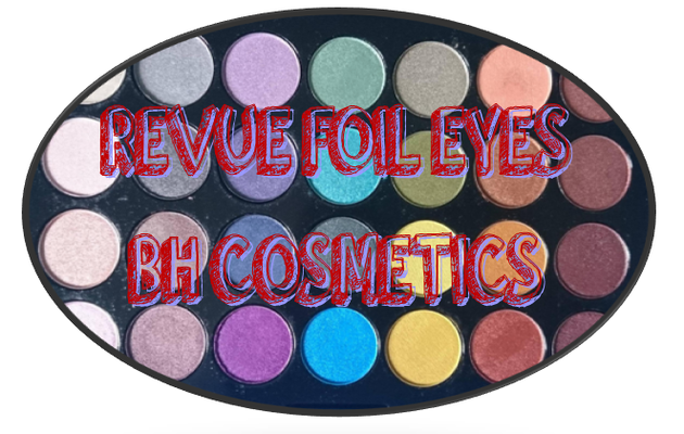 Revue Foil Eyes BH Cosmetics