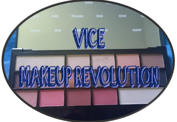 Makeup Revolution - I ♥ Makeup - Vice