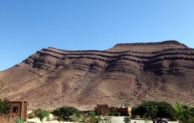 à Icht ,que la montagne est belle...