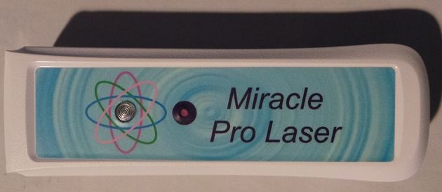 The Miracle Pro Laser ™ (Globe's Finest Low-Level Laser!