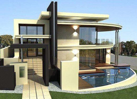 Rumah Tren Desain Saat Ini