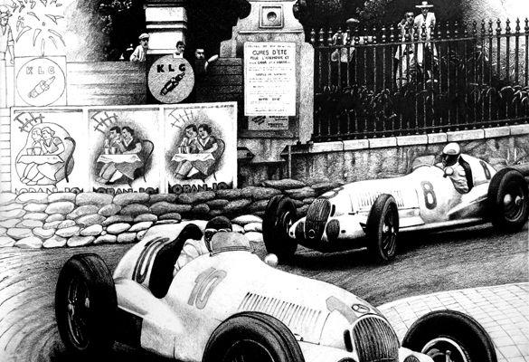 GP de Monaco 1937