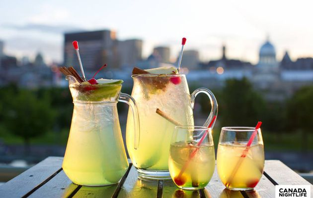 L'apple sangria