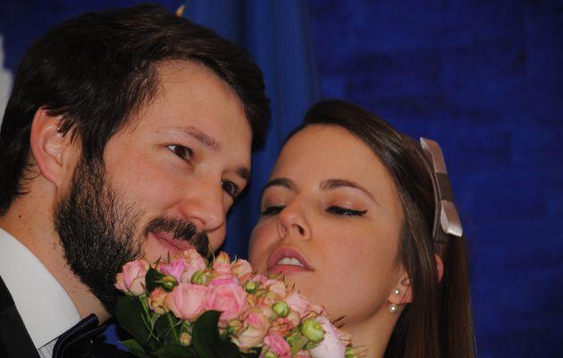mariage baptiste dany mairie