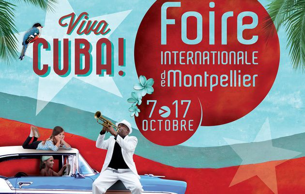 Foire internationale de Montpellier By Laure