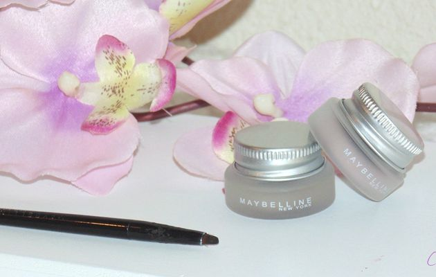 Un regard de chat   |   Gel Eyeliner Gemey Maybelline