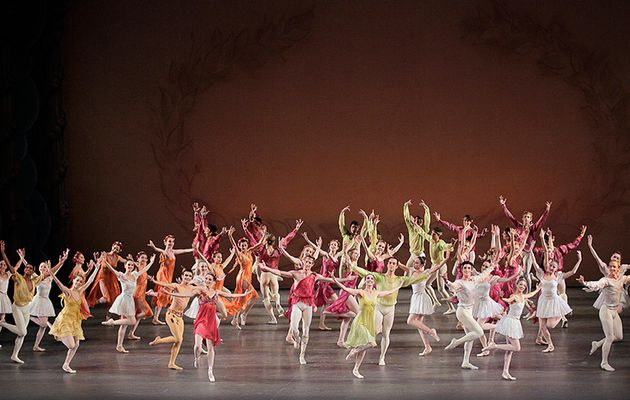 Four Seasons - Jerome Robbins