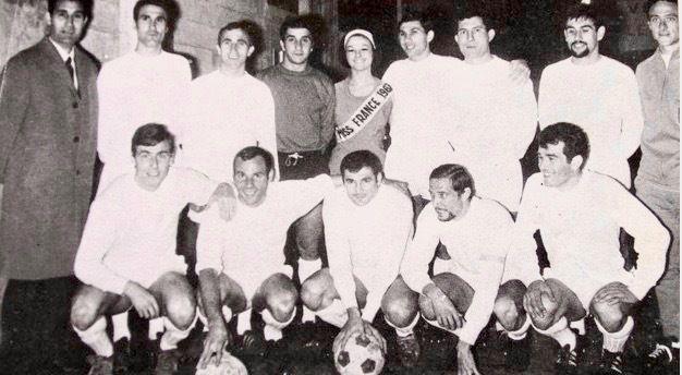 Football : Il y a 50 ans la Corse humiliait l'équipe de France à Marseille (2-0)