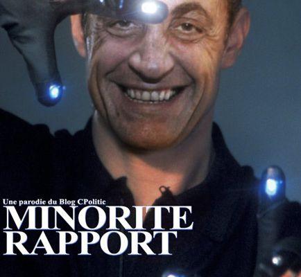 Minority Report, ça y est?
