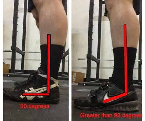 Hitting Squat Depth